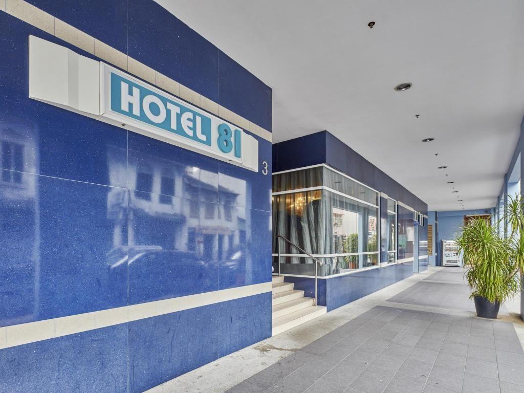 hotel 81 dickson singapore trip