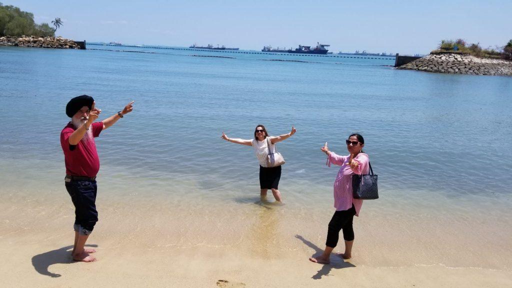 palawan beach sentosa singapore