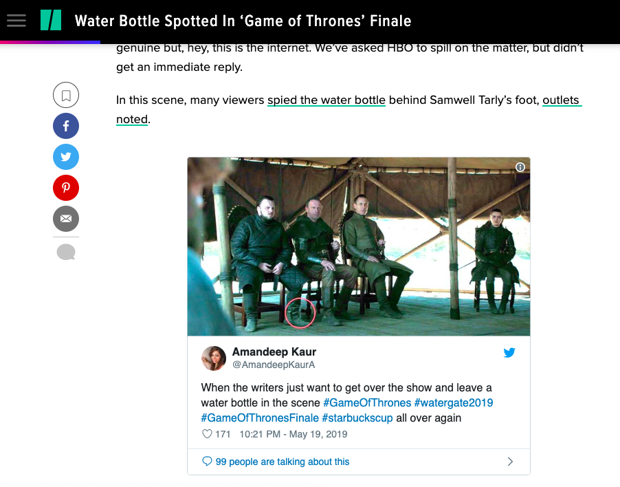 how I got featured on HuffPost